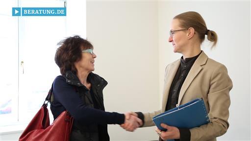 Videovorschau Rechtsanwältin Ulrike Wech