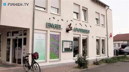 Filmreportage zu Engel-Apotheke Naunhof  Sylvio Mahla e.K.