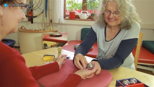 Videovorschau Die Praxis für Ergotherapie  Sabine Meier-Ude