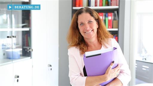 Videovorschau Britta Reeh Rechtsanwältin