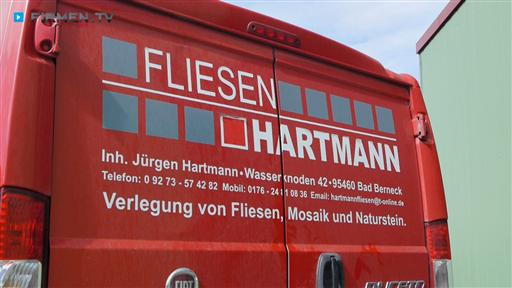 Filmreportage zu Fliesen Hartmann