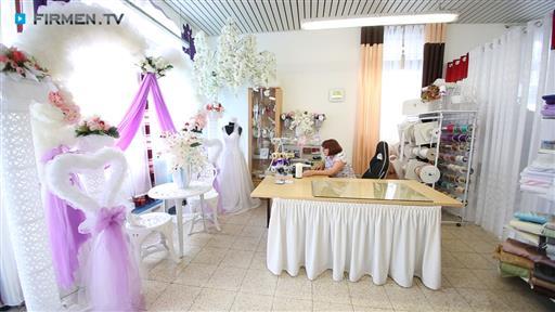 Videovorschau Marina Wild Hochzeitsdekoration & Gardinen nach Maß
