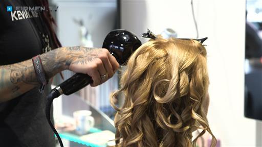 Videovorschau chez Sylvie – Coupe Couleur & Barber Shop