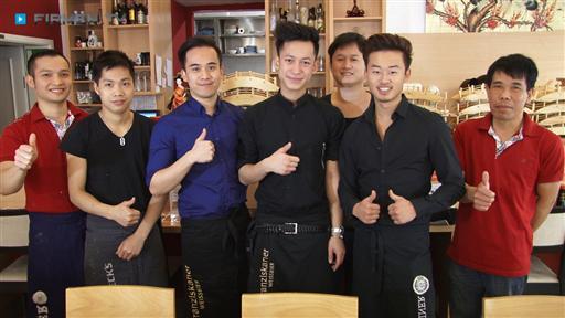 Filmreportage zu Sushihaus  Japanische Küche