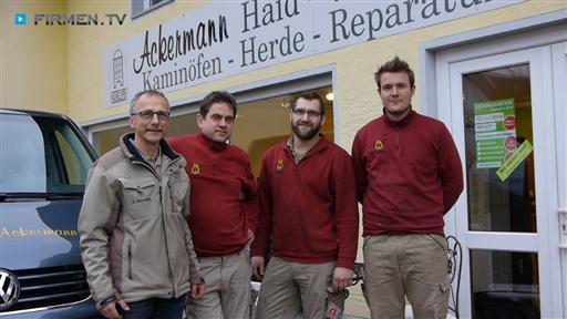 Videovorschau Ofenbau Ackermann GmbH & Co. KG