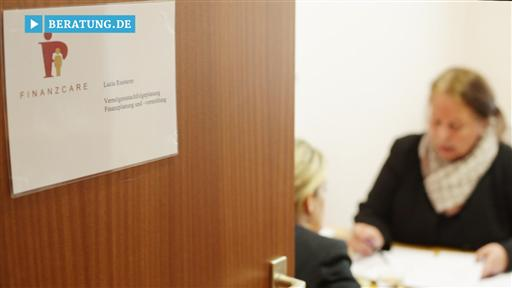 Videovorschau FinanzCare  Lucia Riesterer
