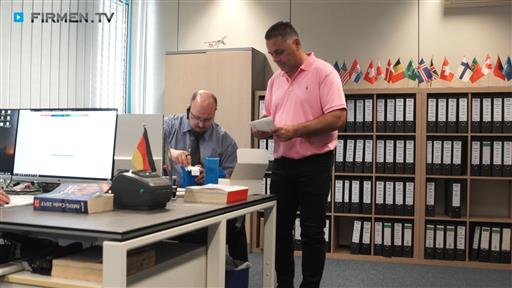 Videovorschau AVS Gefahrgut & Verpackungen GmbH