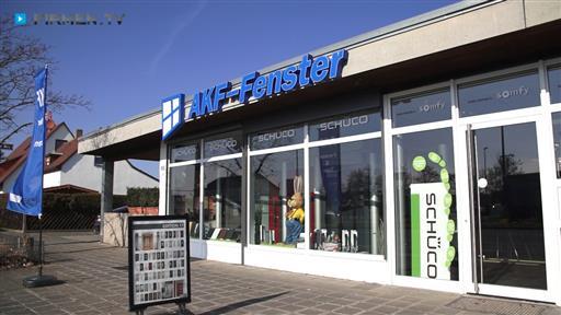 Videovorschau AKF Fenster H&F GmbH