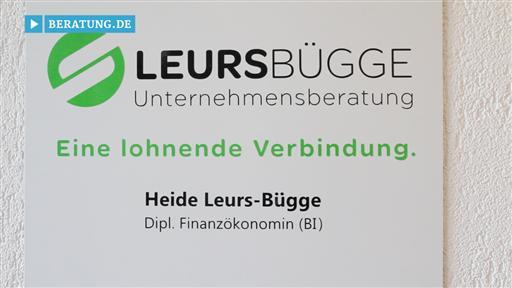 Unternehmensberatung  Heide Leurs-Bügge