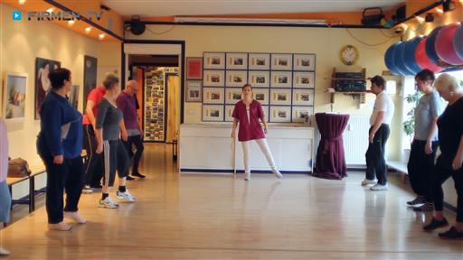 Filmreportage zu Rehabilitationssportzentrum  Aequilibrium Sport- und Physiotherapie