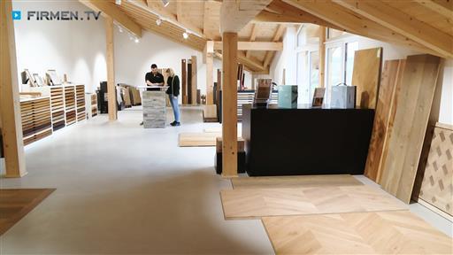 Filmreportage zu Fussboden Killinger GmbH & Co KG