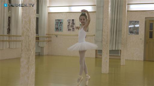 Filmreportage zu Ballettschule  Ecole de danse