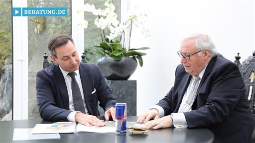 Filmreportage zu Unternehmensberatung - Innovationsstrategie Paul-Alexander Wacker