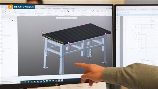 Filmreportage zu Ingenieurbüro Stotz GmbH & Co. KG