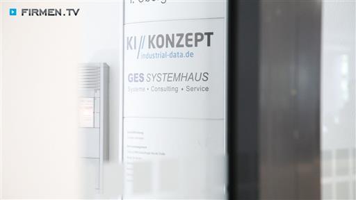 Videovorschau GES SYSTEMHAUS GmbH & Co. KG