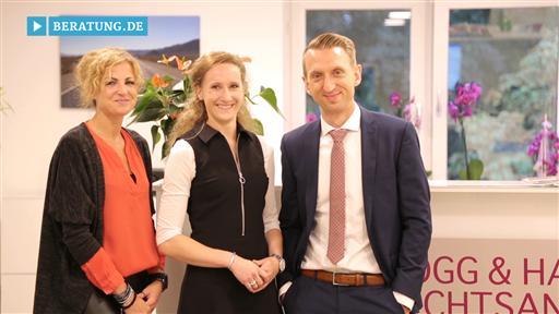 Filmreportage zu VOGG & HASCHKA Rechtsanwälte  Partnerschaftsgesellschaft mbB