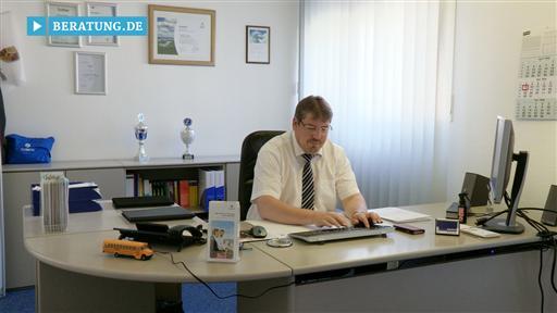 Filmreportage zu Zurich Bezirksdirektion  Matthias Appelt
