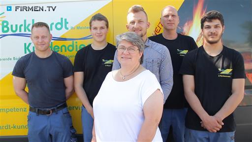 Videovorschau Burkhardt Kundendienst GmbH