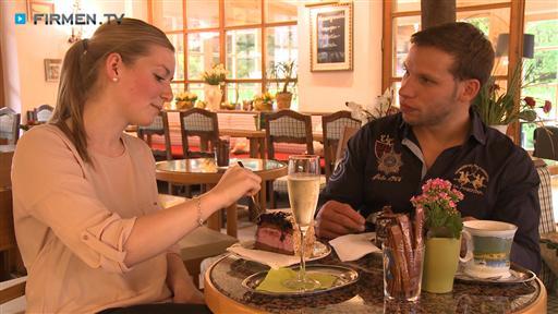 Filmreportage zu Cafe - Konditorei Dennys Krupp