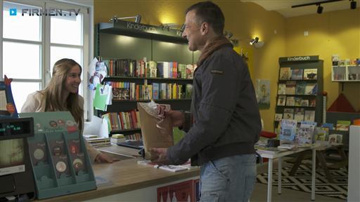 Filmreportage zu geschichten*reich  Buchladen