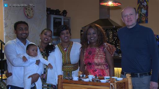 Videovorschau Abyssinia Restaurant-Teff  Tsion Bellete-Assefa