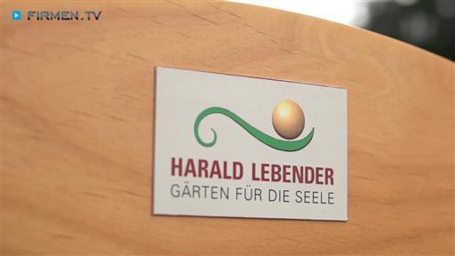 Videovorschau Harald Lebender Gärten für die Seele