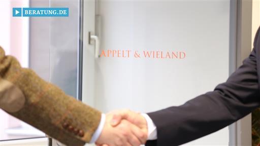 Videovorschau APPELT & WIELAND PartGmbB Steuerberatungsgesellschaft