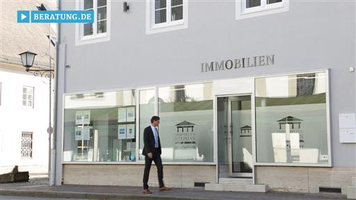Filmreportage zu Immobilien Stephan &  REAL ESTATE Achim Salcher GmbH