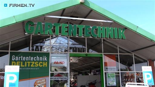 Filmreportage zu Gartentechnik Delitzsch & EngineTech MOTOBIKE