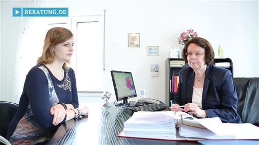 Videovorschau Rechtsanwältin Claudia Hoffmann