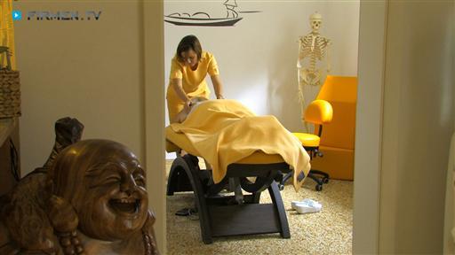 Filmreportage zu Physiotherapie Bianca Rosenbaum