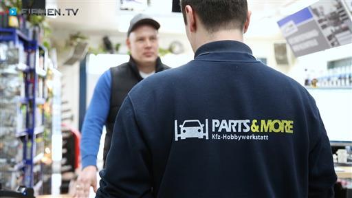 PARTS & MORE KFZ-Hobbywerkstatt