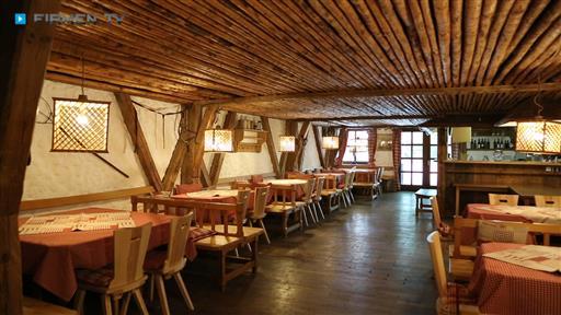 Filmreportage zu Landgasthof Schwarzwirt  Gaststätte - Saal - Biergarten