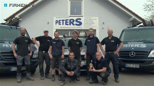 Videovorschau Spenglermeisterbetrieb  Peters GmbH