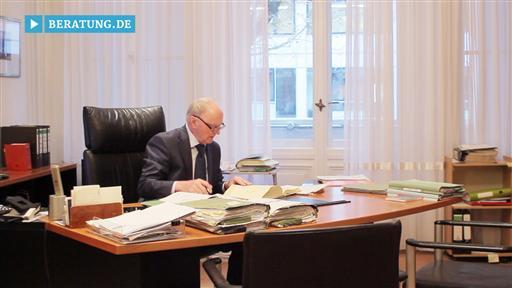 Videovorschau Dr. Frank Reppenhagen  Rechtsanwalt