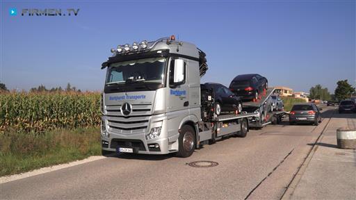 Videovorschau Transporte Ottmar Burkhardt