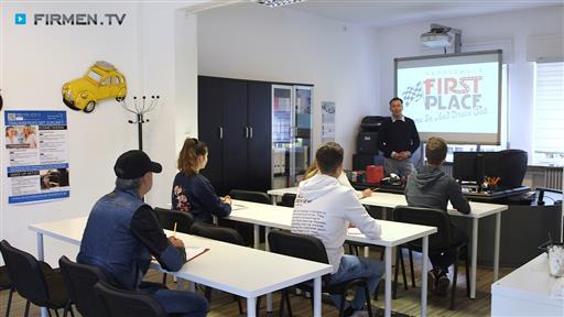 Videovorschau Fahrschule First Place Inh.: Jakob Gerspach