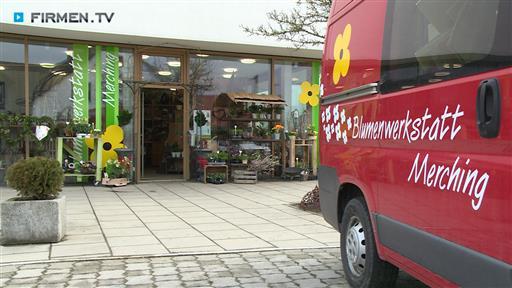 Filmreportage zu Blumenwerkstatt Merching