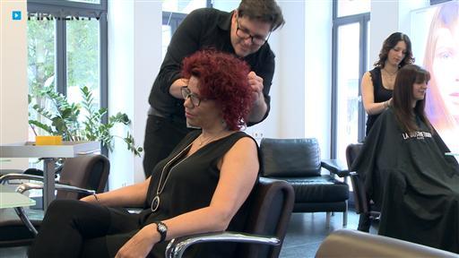 Filmreportage zu Hair & More  Joerg Stegmann