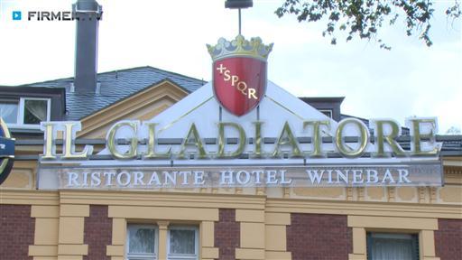 Videovorschau Il Gladiatore Ristorante - Hotel - Winebar