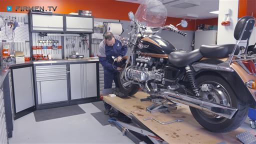Filmreportage zu Motorradsport Schmid